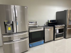 LG appliances refrigerator dishwasher stove $2599up for Sale in Margate, FL