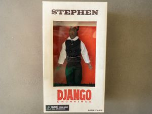 Django Unchained Collectable Stephen Action Figure RARE for Sale in West Hollywood, CA