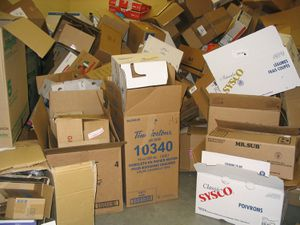Cardboard boxes in lots of sizes_PLEASE READ DESCRIPTION! for Sale in Fresno, CA