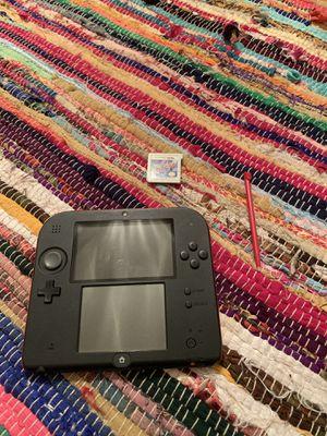 Nintendo 2DS Red w/ Pokémon Y for Sale in Tupelo, MS