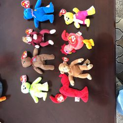 Ty Teenie Beanie Babies for Sale in Downingtown,  PA