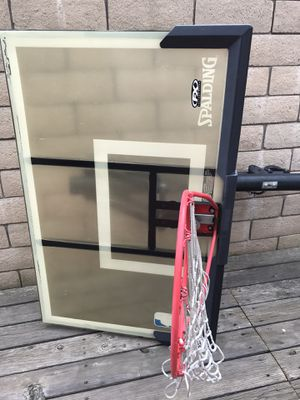 10 Ft. basketball hoop/stand for Sale in Phillips Ranch, CA