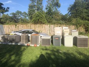 Junk AC's and air handlers (PLS READ) for Sale in Jacksonville, FL