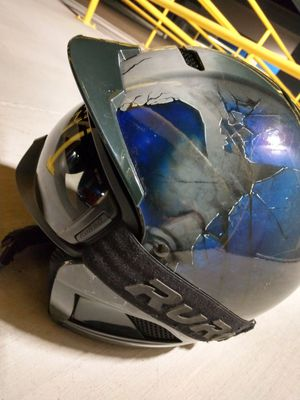 Ruroc Grade A extreme sports helmet for Sale in Scottsdale, AZ