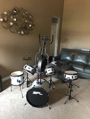 Drum Set - Price (OBO) for Sale in Westland, MI