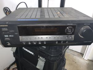 Onkyo 5.1 Stereo Receiver for Sale in Kyle, TX