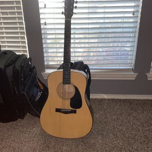 Acoustic Guitar for Sale in Hutto, TX
