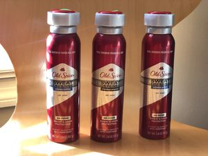 Old Spice Dry Spray Anti-Perspirant for Sale in Richmond Heights, OH
