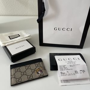 Gucci Card Wallet for Sale in Irvine, CA