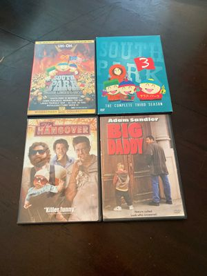 Comedy Movie Collection for Sale in New Fairfield, CT