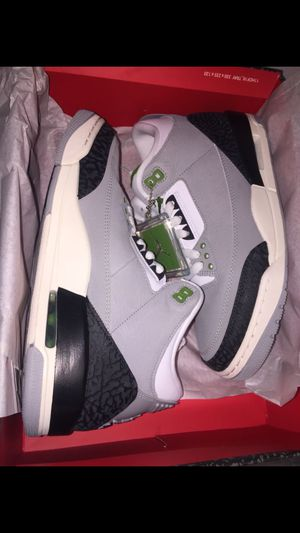 Brand new men's air Jordan retro 3s size 10.5 and available in size 8,8.5,9,9.5,10,11 &12 for Sale in Bronx, NY