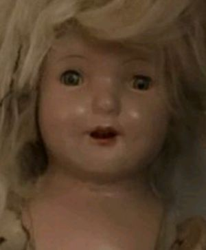 Old Antique / Vintage 1950s Composition Doll for Sale in Ashland City, TN