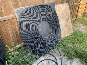 Drip irrigation tubing for Sale in Port Richey, FL