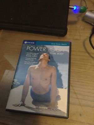 Power yoga total body for Sale in Medley, FL