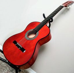 NEW IN BOX! Classical / Acoustic Guitar with Gig Bag and More! for Sale in Bixby,  OK