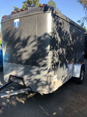 6x10 Interstate Pro-Series Enclosed trailer for Sale in West Linn, OR