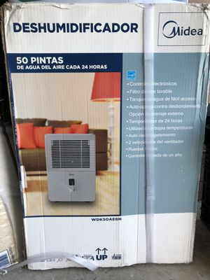 Humidifier new in box for Sale in Austin, TX