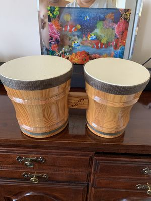 Bongo drum set for Sale in Silver Spring, MD