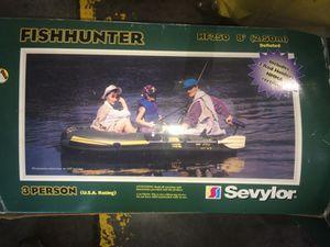 Sevylor fish hunter boat for Sale in Livonia, MI