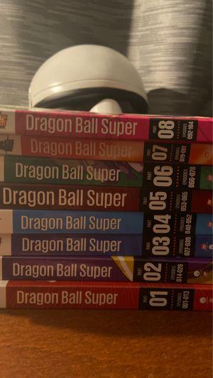 Dragon ball super Episodes for Sale in Garden Grove, CA