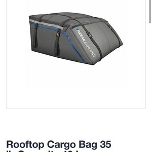 Reese Explorer Roof Rack Storage Bag for Sale in Grapevine, TX
