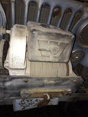 1985 Cj7 Jeep Warn Winch for Sale in Chula Vista, CA
