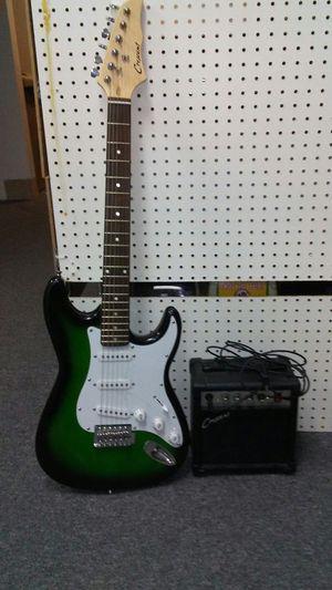 Crescent starter elec. Guitar for Sale in Hammonton, NJ