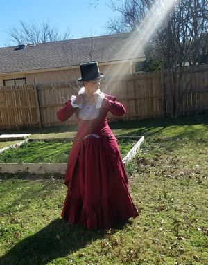 Handmade Victorian Costume for Sale in Plano, TX
