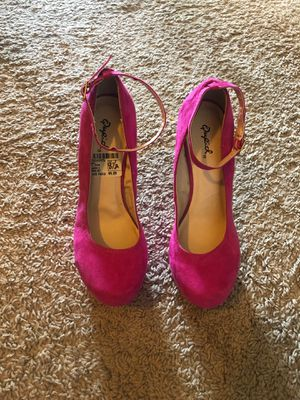 Qupid Hot Pink Women's High Heels for Sale in Durham, NC