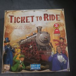 Ticket To Ride board game for Sale in Stockton,  CA