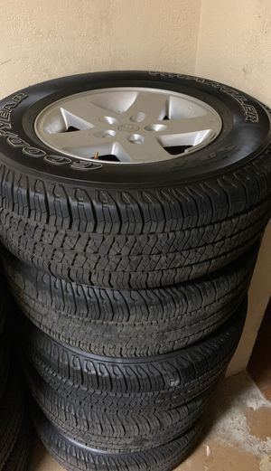 New body style keep wheels and tires for Sale in Fort McDowell, AZ
