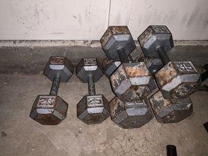Dumbbells for Sale in Salem, OR