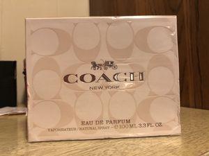 Perfume woman Coach 100ml-3.3oz for Sale in Seattle, WA
