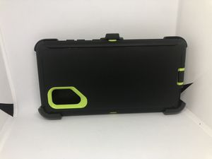 For Samsung Galaxy note 10 plus Green belt clip case protector cover for Sale in San Mateo, CA