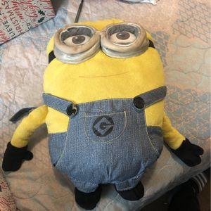 Used Minion Plush for Sale in Cudahy, CA