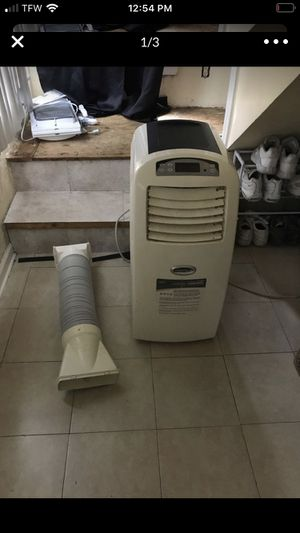 Soleus portable heater ac unit for Sale in Cleveland, OH