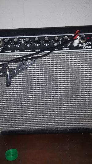 Fender guitar amplifier for Sale in Toledo, OH