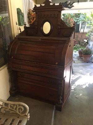 Roll top desk for Sale in Modesto, CA