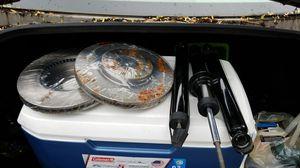 #Brandnew #autoparts #Hyundai #sonataparts #rotors #shocks $125 obo for Sale in Tampa, FL