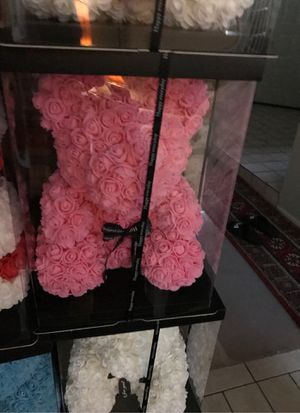 Rose Teddy Bears for Sale in Fontana, CA