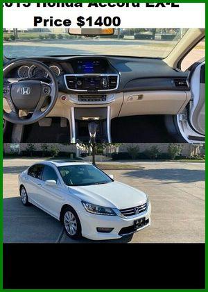ֆ14OO_2013 Honda Accord EX-L for Sale in Wichita, KS