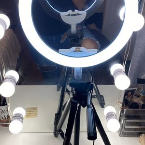 Ring Light With Tripod for Sale in Fort Lauderdale, FL