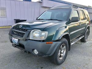 2002 Nissan Xterra for Sale in Lakewood, WA