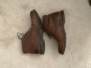 Wing-tipped boots for Sale in South Lebanon, OH