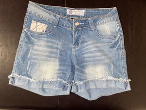 Blue & White South Pole Jean Shorts for Sale in White Plains, NY