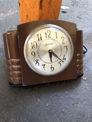 Antique Vintage Art Deco Clock Time for Sale in Fort Lauderdale, FL
