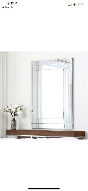 Rectangle wall Mirror for Sale in Brooklyn, NY