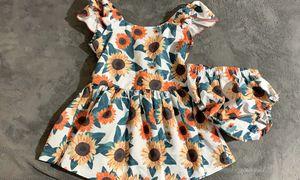Girl flower dress for Sale in Norwalk, CA