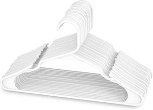 Closet hangers - 200 of them - assorted for Sale in Frisco, TX