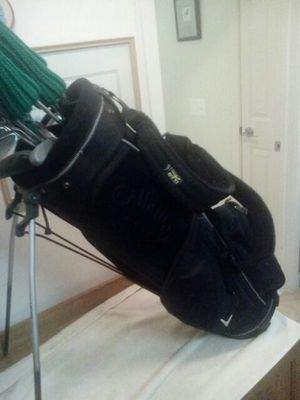 Golf clubs and bag for Sale in Silver Spring, MD